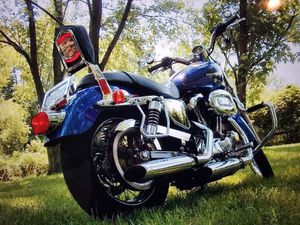 2005 Harley Custom 1200 XL Sportster for Sale in Virginia Beach, VA