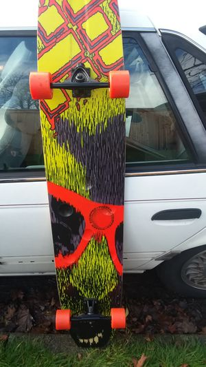Surfboard converted to longboard for Sale in Seattle, WA