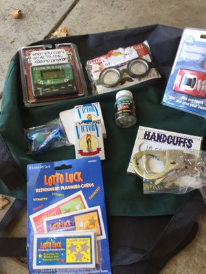 Gag gifts for bday/retirement for Sale in San Mateo, CA
