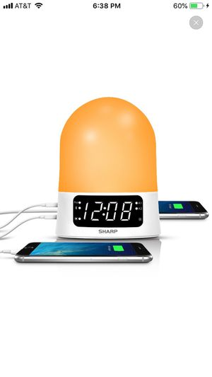 Sunrise alarm clock for Sale in Trenton, NJ