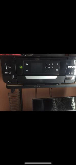 Lenovo computer tower, Dell computer screen, Epson printer for Sale in Bethlehem, CT