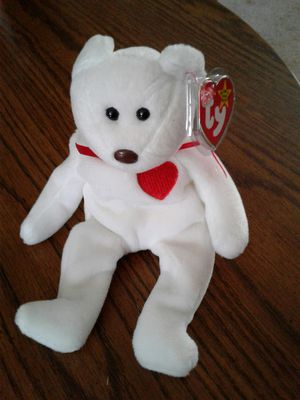 """1993 TY Beanie Babies """" Valentino """" for Sale in Tollhouse, CA"""