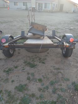 Motorcycle Trailer -Hauler for Sale in Chino Hills,  CA