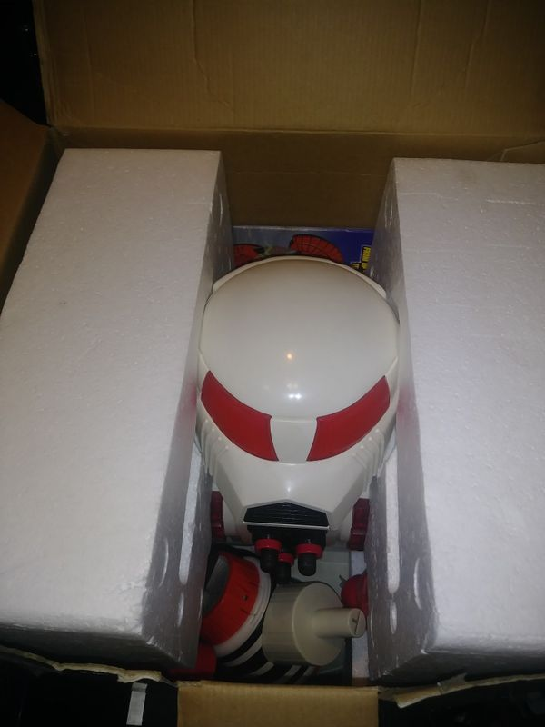Toymax Remote Control RAD R.A.D. Robot AS IS