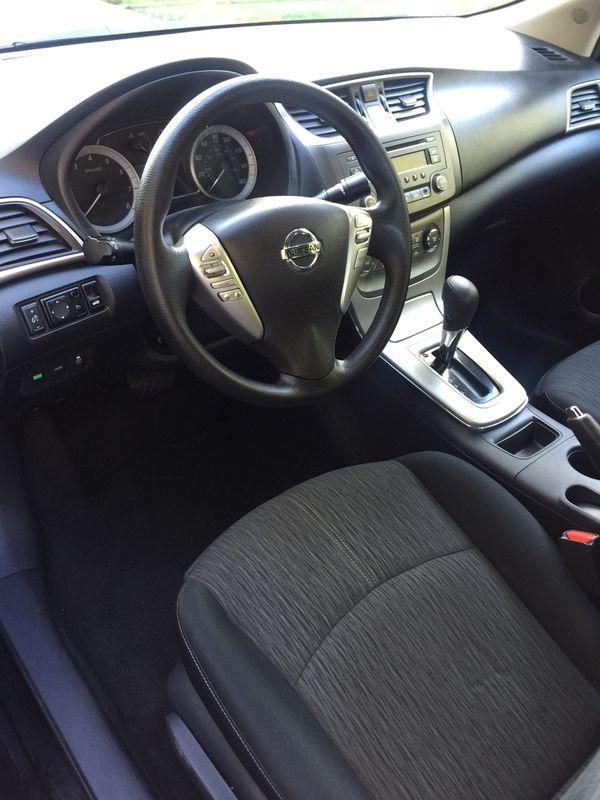 14 Nissan Sentra SV