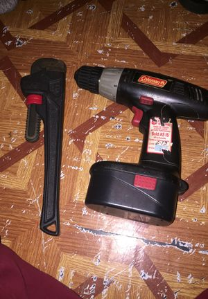 Husky wrench and drill for Sale in Chicago, IL