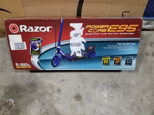 Kids Electric Scooter Razor E95 New for Sale in Kent, WA