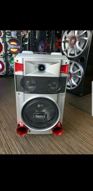 Bluetooth speaker 5,000watts for Sale in Fontana, CA