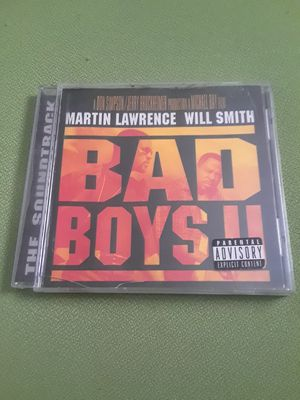 Bad Boys II Soundtrack for Sale in Decatur, GA