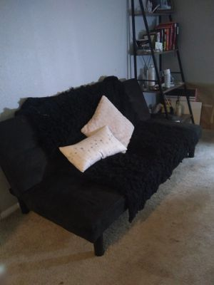 Futon and pillow for Sale in Houston, TX
