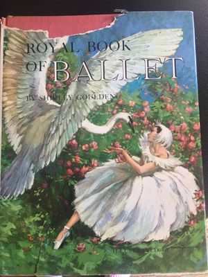 Royal Book of Ballet for Sale in Alexandria, VA