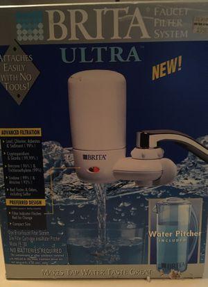 Brita Ultra faucet filter System for Sale in Laguna Hills, CA
