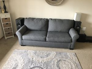 ASHLEY Furniture Couch & Hide-A-Bed! Queen. for Sale in Everett, WA