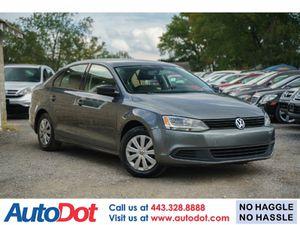 2012 Volkswagen Jetta Sedan for Sale in Sykesville, MD