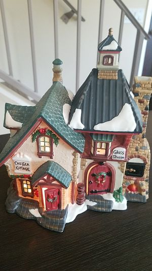 CHRISTMAS SANTAS WORKBENCH COLLECTION VICTORIAN SERIES for Sale in Bonita, CA