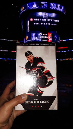 Brent Seabrook bobblehead for Sale in Chicago, IL