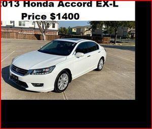 ֆ14OO_2013 Honda Accord for Sale in New Haven, CT