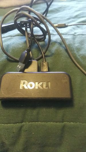 It's a Roku stick no remote for Sale in Milwaukee, WI