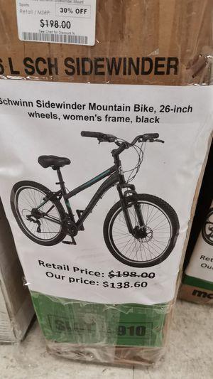 Schwinn sidewinder mountain bike for Sale in Hayward, CA