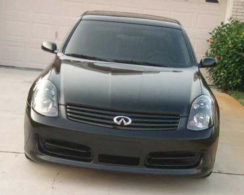 Excellent condition INFINITY g35