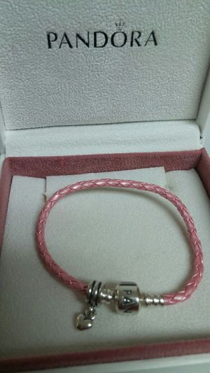 6.5 Pandora bracelet with charm for Sale in Orlando, FL