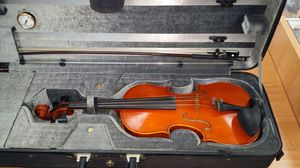 C Sevcik violin full size with bow for Sale in La Puente, CA