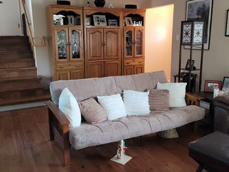 Full Size Futon With Matress for Sale in Orland Park,  IL