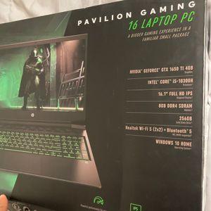 HP Pavilion Gaming Laptop 16 for Sale in Avondale, AZ