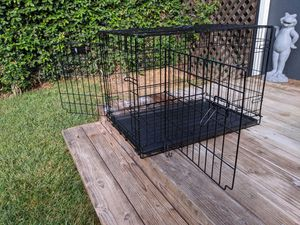 Dog crate and bed - unused for Sale in Inglewood, CA