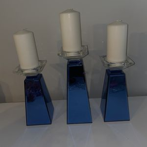 A Gallerie Candle Holders for Sale in College Park, GA