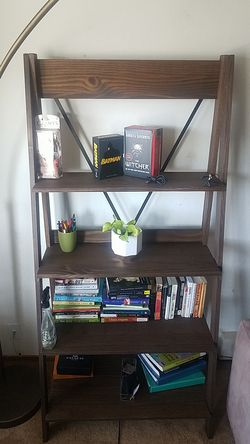 Solid Wood Ladder Bookshelf for Sale in San Francisco,  CA