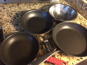 Frying pans for Sale in Springfield, VA