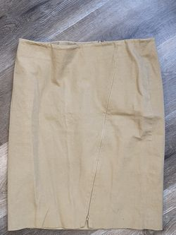 Women's J McLaughlin Size 4 Tan Dress Casual Skirt for Sale in Bloomington,  IL