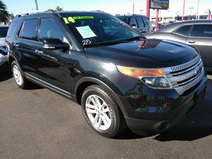 2014 ford explorer only 60,000 miles 100% approvals NO CREDIT CHECK compre aqui pague aqui for Sale in Phoenix, AZ