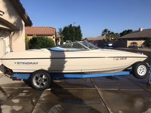 92 sting ray boat for Sale in Surprise, AZ