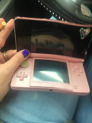 Nintendo 3ds color metallic pink for Sale in North Providence, RI