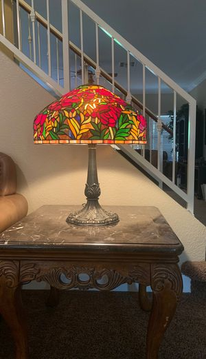 Vintage - Large Tiffany style lamp for Sale in Phoenix, AZ