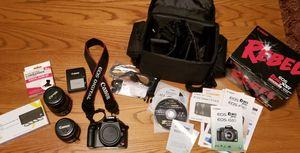 Canon EOS XSI Rebel 450D for Sale in Jackson, NJ