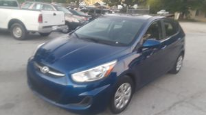 2016 HYUNDAI ACCENT FOR SALE RUN AND DRIVE GOOD WITH 127000 MILES VERY CLEAN no PROBLEM for Sale in Decatur, GA
