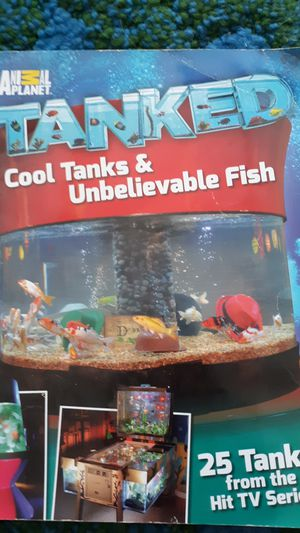 Tanked book for Sale in Erie, PA