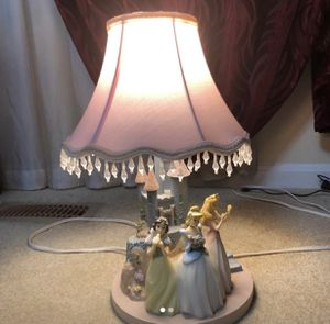 Cinderella Lamp for Kids for Sale in Fairfax, VA