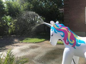 6ft unicorn sprinkler for Sale in Louisville, KY