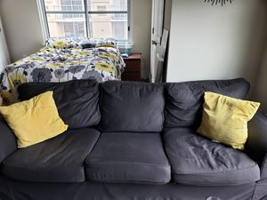 Free Black Couch for Sale in Washington, DC