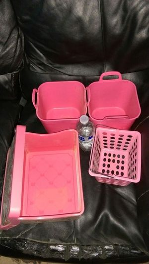 Pink containers for Sale in Leesburg, VA