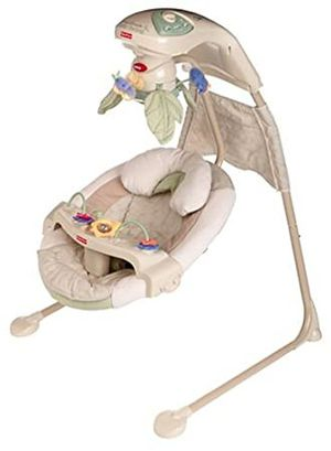 Cradle Swing Nature's Touch Fisher-Price for Sale in Stockton, CA