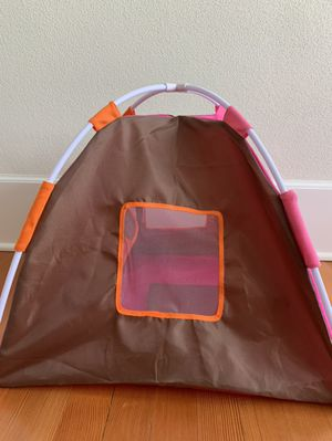 Doll tent for Sale in Tacoma, WA