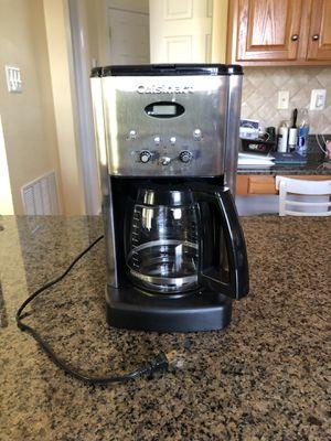 Cuisinart Coffee Maker for Sale in Marriottsville, MD