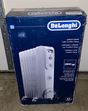 DeLonghi Radiant Electric Heater for Sale in Hampshire, IL