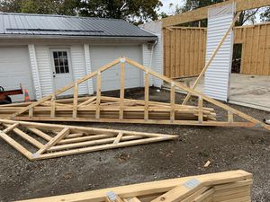 Wood trusses for Sale in Lebanon, IN