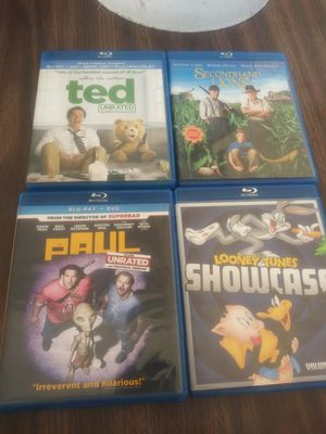 bluray dvds for Sale in Los Angeles, CA
